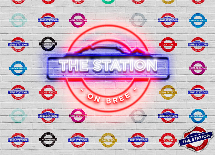 The Station on Bree photo background
