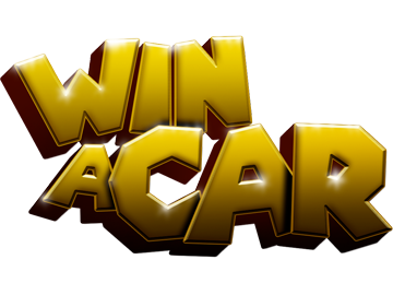 Win a Car logo